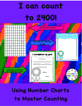 Certified:  I Can Use My Number Grid to Write Up To 2400!