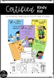 Certified Kindy Kid - Rhymes and resources for classroom procedures