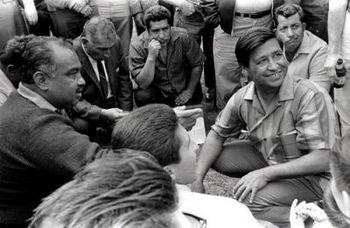 Cesar Chavez - A Short Biography