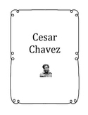 Cesar Chavez - American Hero (Houghton Mifflin)