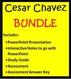 Cesar Chavez BUNDLE- 3rd Grade Social Studies