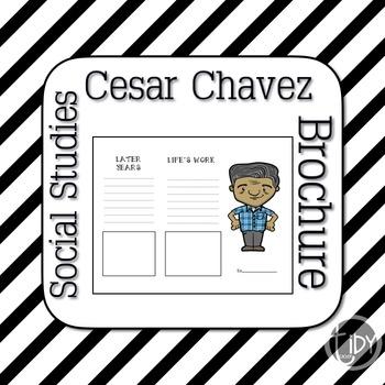 Cesar Chavez Brochure