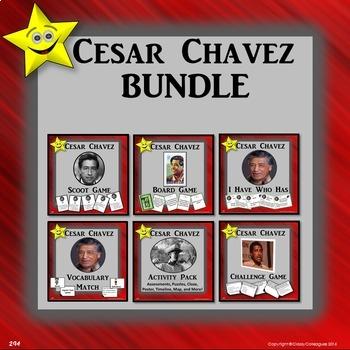 Cesar Chavez Bundle