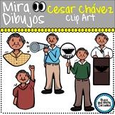 Cesar Chavez Clip Art