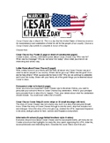 Cesar Chavez Day March 31