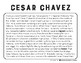 Cesar Chavez Day FREEBIE for Speech/Language Therapy