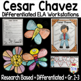 Cesar Chavez Differentiated Reading Center