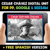 Cesar Chavez Digital Activities for Google and Seesaw - Di