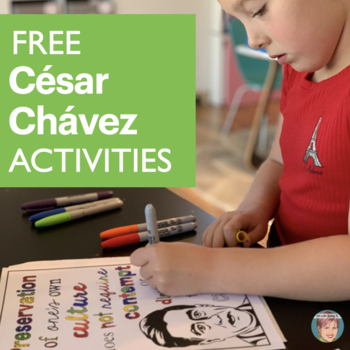 Cesar Chavez FREEBIE
