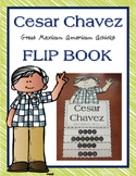 Cesar Chavez Flip Book Activity