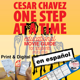 Cesar Chavez Guía de película en Español / Cesar Chavez Movie Guide in Spanish
