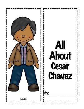 Cesar Chavez Lapbook