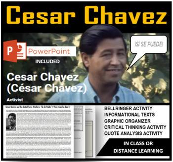 Cesar Chavez Lesson