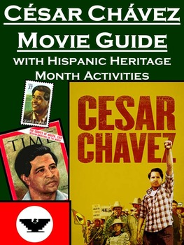 Cesar Chavez Movie Guide in Spanish and in English