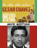 Cesar Chavez Movie Questions