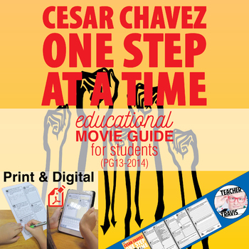 Cesar Chavez Movie Viewing Guide (PG13 - 2014)