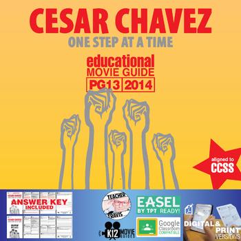 Cesar chavez movie guide questions pg13 2014 by teachertravis