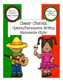 Cinco De Mayo: Cesar Chavez Opinion/Persuasive Writing
