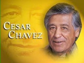 Bkushistory [licensed for non-commercial use only] / cesar chavez.