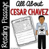 Cesar Chavez Reading Passage