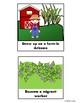 Cesar Chavez Story Cards