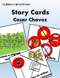 Cesar Chavez Story Cards