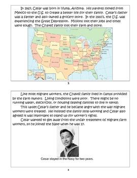 Cesar Chavez Student Reader