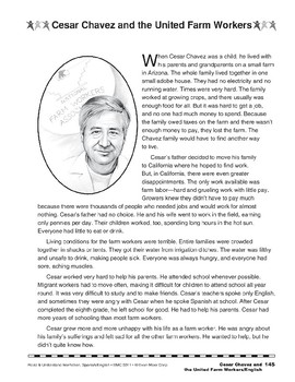 Cesar Chavez and the United Farm Workers