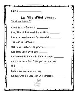 C'est l'Halloween !