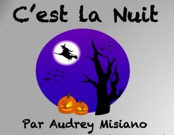 C'est la nuit - French Halloween Song
