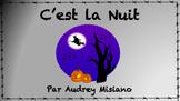 C'est la nuit - French Halloween Song Bundle