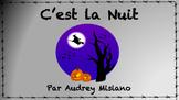 C'est la nuit - French Halloween Song & Video