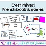 French winter / l'hiver - Mini book and centres