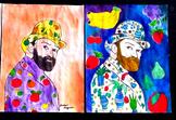 Cezanne' Art Lesson for Elementary Kids