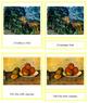 Cezanne (Paul) 3-Part Art Cards - Color Borders