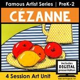 Cezanne Still Life Project-Based Art Unit for Famous Artis