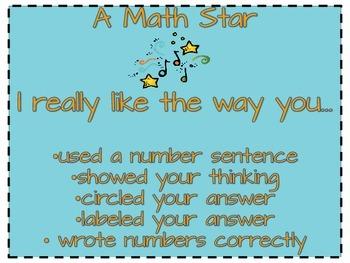 Cgi Math Star and Wish