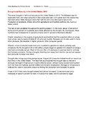 Ch 1.1 Economics - Close Reading of a Case Study Text - Common Core Worksheet