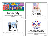Ch 1-5 Vocabulary Pearson My World Social Studies