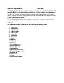 Ch 1 Principles of Government Vocabulary Sheet
