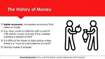 Ch 10.1 Evolution, Functions, and Characteristics of Money - Economics McGraw