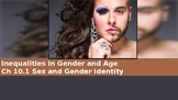 Ch 10.1 Sex and Gender Identity - Inequalities in Gender &