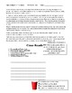 Ch 10.2 Psychology - Close Reading of a Primary Source - Common Core Worksheet