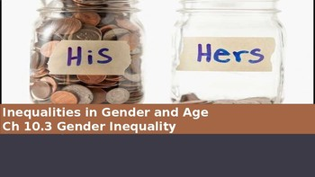 Ch 10.3 Gender Inequality - Inequalities in Gender & Age- Sociology & You McGraw