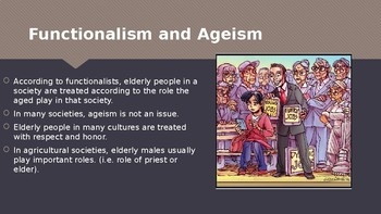 Ch 10.4 Ageism - Inequalities in Gender and Age - Sociology and You- McGraw Hill