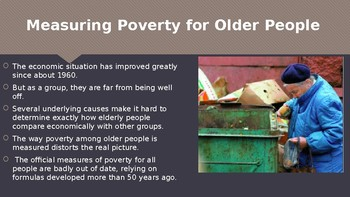 Ch 10.5 Inequality in America's Elderly Population - Sociology & You McGraw Hill