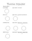 Ch. 10 Circles Theorem Organizer