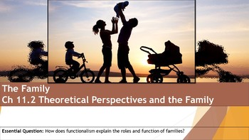 Ch 11.2 Theoretical Perspectives and the Family - Sociology and You McGraw Hill