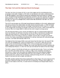Ch 11.3 Economics - Close Reading of a Debate - Common Core Worksheet