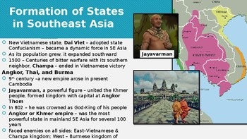 Ch 11.4 India & South East Asia Civilizations of East Asia World History McGraw